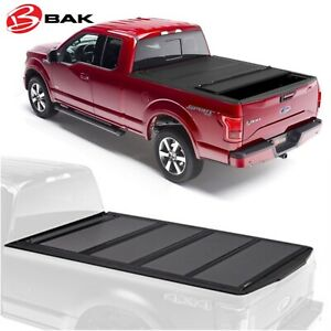 Bakflip Mx4 Tonneau Hard Bed Cover For 05 14 Ford F150 5 5 Foot Short Bed 448309