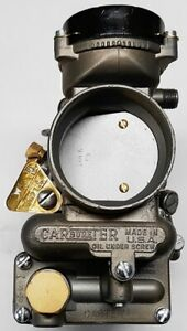 1949 52 Studebaker Champion Carter 1v Model We Carburetor Carter 715s