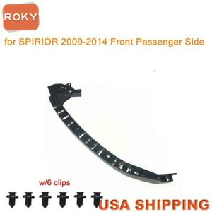 For Acura Tsx 2009 2014 Headlight Bracket Bumper Front Right Beam Mount Support