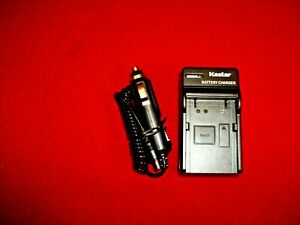 Battery Charger 4 Trimble Gps R8 R7 5800 5700 Tsc1 Tds With Car Charger Cable