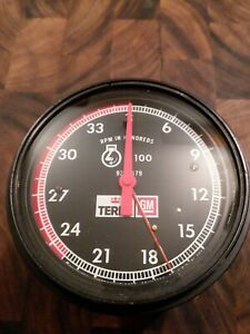 New Genuine Gm Terex 9260679 Tachometer Assy 3400 Rpm S24 7271 Dq Fast Shipping