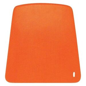 For Chevy Camaro 1969 R K1011 Orange Bucket Seat Back Panels