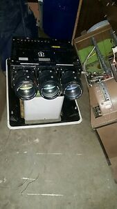 Vintage Sony Overhead Color Video Projector From Retired 747