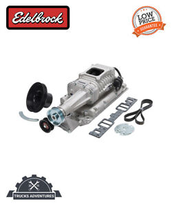 Edelbrock 1552 E Force Supercharger System