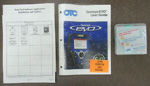 700 6202 3421 145 Otc Genisys Software Kit 2011 European 2012 Domestic asian