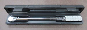 4215 3 8 Drive Micrometer Type Torque Wrench 10 100 Ft Lbs Upc 714994042150