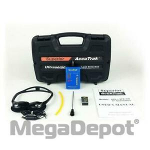 Accutrak Vpe Ultrasonic Leak Detector Standard Kit