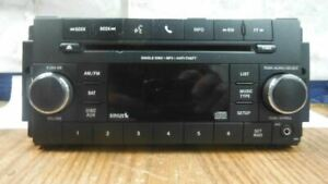 Audio Equipment Radio Am fm cd mp3 Face Plate Id Res Fits 12 Challenger 340897