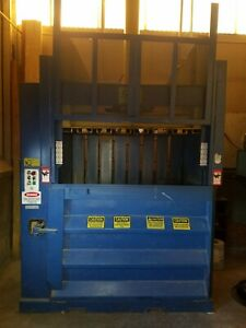 Card Board Baler