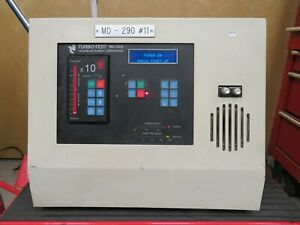 Vic vacuum Instruments Corporation Turbo Test Md 290s Leak Detector Nk20
