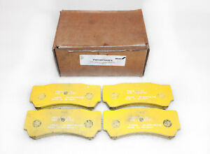 Alcon Pagid Rs29 Competition Front Pads For Alcon 6 Pot Caliper Car97
