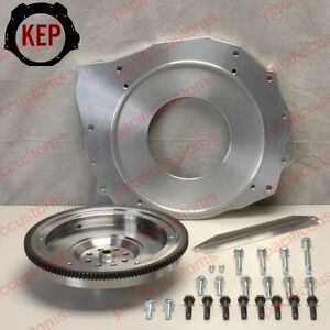 Kennedy Subaru Engine Adapter For Vw Type 1 Bug And 002 Transmission