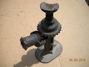 Antique Automobile Auto Specialties Mfg Co Vintage Jack Tool