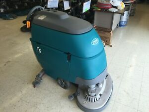 Tennant T5 32 Disk Scrubber Under 1000 Hours Plus Free Add on Item