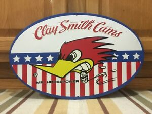 Clay Smith Cams Mr Horsepower Parts Tools Gas Oil Auto Garage Man Cave