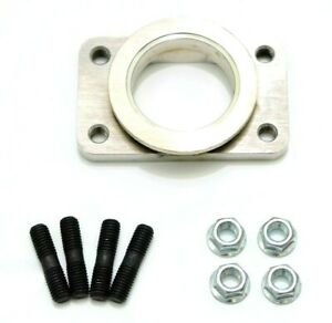 1320 Performance Precision V band To T3 Style Flange Cnc Machined Stainless
