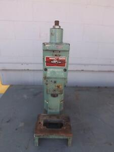 Joraco Toggle aire 1030bem Rotary Indexing Machine Punch Press T41138