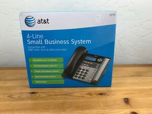 At t 1070 Small Business System 4 line Telephone P n D6xkh03b1080 h613234