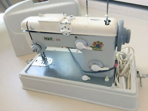 Pfaff 260 Industrial Sewing Machine Heavy Duty Embroidery Upholstery
