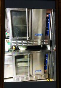 Commercial Double Convection Ovens