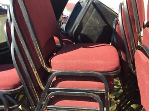 Restaurant Chairs Set Of 15 20 Chairs
