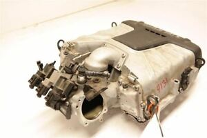 Supercharger 3 0l Includes Intake Manifold Fits 12 13 14 15 Audi A7 C7 4g Oem