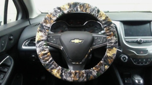 Handmade Steering Wheel Cover Camo Car Accessory