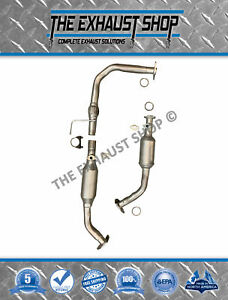 Fits 2000 2002 Toyota Tundra 4 7l Right Left Catalytic Converter Set