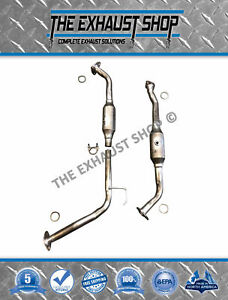 Fits 2005 2006 Toyota Tundra 4 7l Right Left Catalytic Converter Set