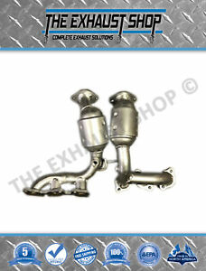 Fits 2004 2006 Toyota Sienna 3 3l Bank 1 Bank 2 Catalytic Converter Set F W D