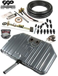 1970 72 Olds Cutlass 442 Ls Efi Fuel Injection Notched Gas Tank Conversion Kit