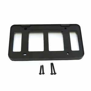 Fits Toyota Tundra 2010 2013 Front License Plate Tag Bracket Holder With Hw