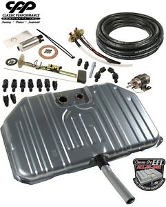 1969 70 Pontiac Gto Ls Efi Fuel Injection Notched Gas Tank Conversion Kit 90ohm