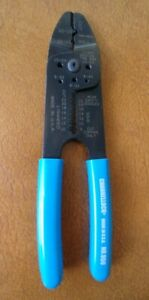 Channellock 8 1 4 Wire Stripper Crimper Cutter 959 Mint Ships Free