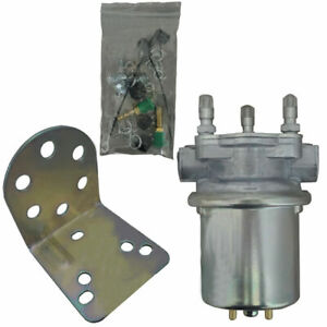 87472310 For Case Ih Electric Fuel Pump New Holland Combine 2344 2366 2377 2388