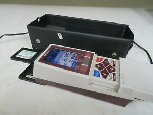 Mitutoyo Sj 210 Profilometer Surface Finish Tester Complete Tested Surftest Nk26