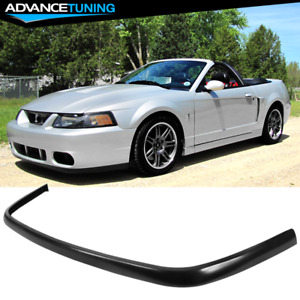 Fits 03 04 Ford Mustang Svt Oe Style Pu Front Bumper Lip Spoiler