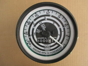 Tachometer W light For Ford 820 821 840 841 850 851 860 861 871 881