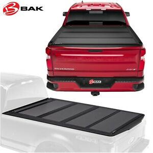 Bakflip Mx4 Tonneau Hard Bed Cover For 19 Chevy Silverado Gmc Sierra 5 9 448130