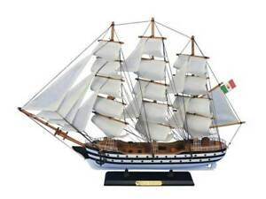 Wooden Handcrafted Model Ship 24 Limited High Museum Quality Amazing Detail
