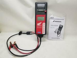 Honda Mdx 604p Motorcycle Battery Tester