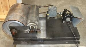 Bodine 1 20 Hp 115v Dc Variable Speed Gear Motor 173 Rpm Max 60 1 Gearbox