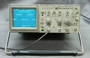 Tektronix 2230 100mhz Analog Digital Storage Scope W Gpib Tested Good