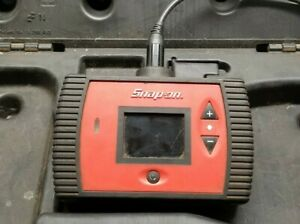 Snap On Visual Inspection Scope Camera In Case Bk5550 Battery Operated 4 Aa S