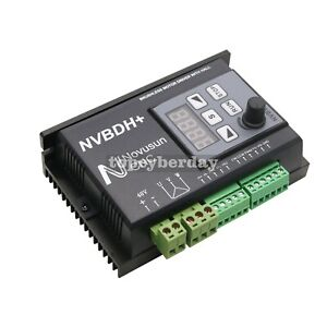 Brushless Motor Driver 400w hall Controller Cnc For Spindle Engraving Machine