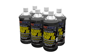Hcpro Universal Premium Synthetic Vaccum Pump Oil Quart Size Pack Of 6