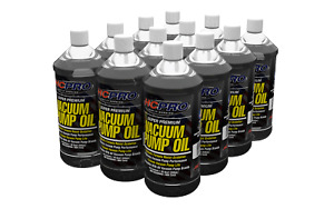 Hcpro Universal Premium Synthetic Vaccum Pump Oil Quart Size Pack Of 12