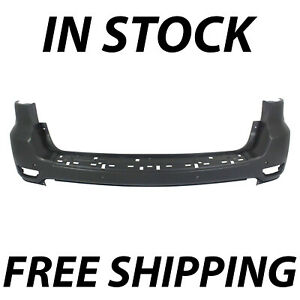 New Primered Rear Bumper Cover For 2011 2015 Jeep Grand Cherokee 11 15 W Park