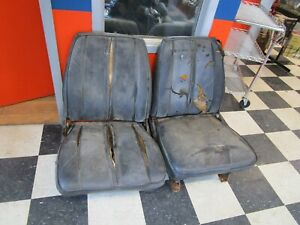 1968 Mopar B Body Charger Road Runer Gtx Satellite Coronet Bucket Seat With Trac