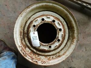 Eight Lug Tractor Or Implement Rim Tag 571